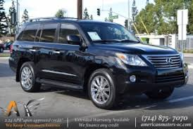 lexus lx for sale used lexus lx for sale in los angeles ca 5 used lx listings in