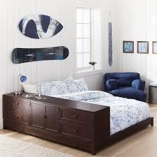 Platform Bed Drawers Ultimate Platform Bed Drawer Cabinet Set Pbteen