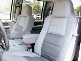 Vehicle Leather Upholstery Leather Interior And Upholstery Install Truckin Magazine