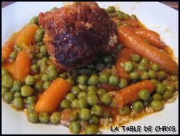 cuisiner les paupiettes de porc paupiette de porc et ses petits légumes la table de chrys