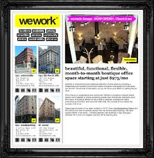 the history of wework com from wordpress to john quincy adams