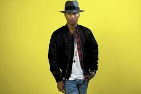pharrell williams announces partnership with the united nations