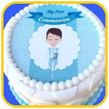 first communion boy u2013 the office cake