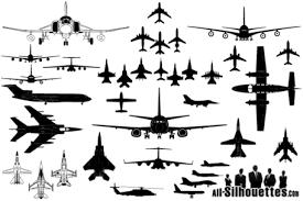 aereo clipart vettore aereo clipart sagome immagini vettoriali clipart me