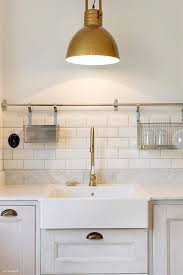 brass faucets kitchen brass is back hay designs inc