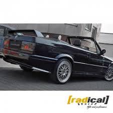Bmw E30 Rear Valance E30 3 Series Radical Tuning