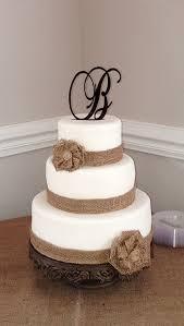 burlap wedding cake wedding cake cake ideas by prayface net