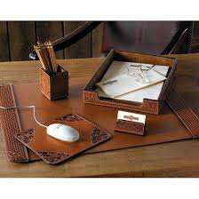 Desk Accessories Gifts Office Decor For Him Western Classic Desk Accessories Western