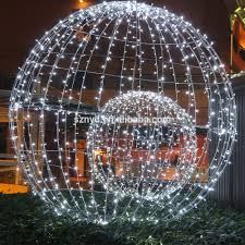 outdoor christmas light balls top sale light up large outdoor christmas balls for party buy