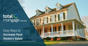 ways to increase home value easy ways to increase your home s value total mortgage blog