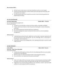 the resume exle resume technical skills non technical skills resume exle april