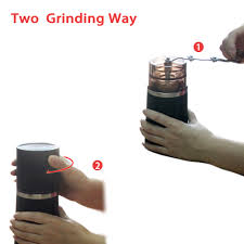 Portable Coffee Grinder V One Portable Hand Coffee Maker With Adjustable Ceramic Burr