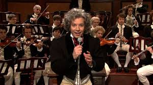 watch ludwig van beethoven sketches from snl played by jimmy