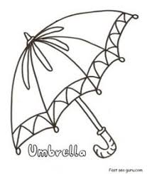 free umbrella pattern print pinterest umbrellas and patterns