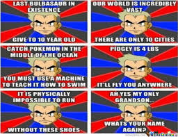 Prof Oak Memes - the funny pokemon memes game wrong planet autism community forum