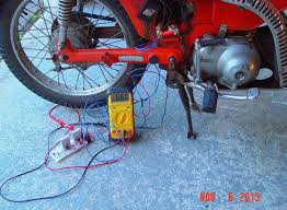 info manual 6 volts motorcycle regulator