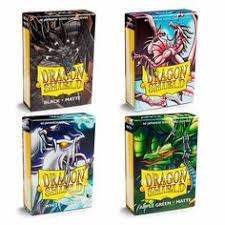 ccg card sleeves 183461 fantasy fl dragon shield slee japanese