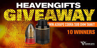 win free vape gear enter free giveaways and sweepstakes at vaping
