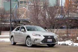 lexus is sedan 2007 2017 lexus es 350 our review cars com