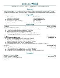 basic resume exles 2017 philippines caregiver resume sle philippines best medical caregiver resume