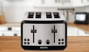 Krups Sandwich Toaster Breakfast Appliances Krups