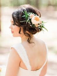22 country chic wedding hairstyles for long hair