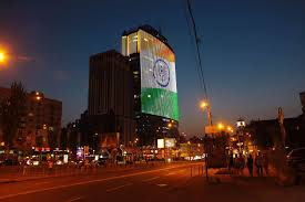 Indian Flag Hoisting Knot Indians Abroad Celebrate 71st Independence Day With High Spirit