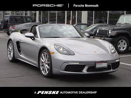 porsche gray used porsche at porsche monmouth serving new jersey eatontown