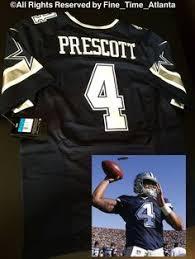 dallas cowboys 4 dak prescott custom thanksgiving day jersey size