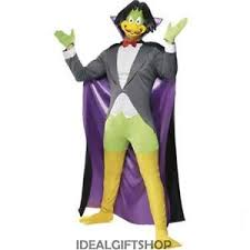 cartoon fancy dress ebay