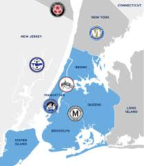 New Jersey Area Code Map Youth Affiliates New York City Fc