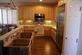 putting up kitchen cabinets kitchen cabinet installation kitchen design