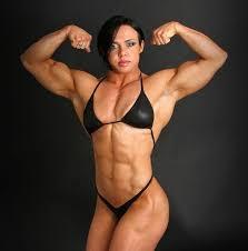 Rene Meme Bodybuilding - the exercist askthetrainer lifting weights makes women huge