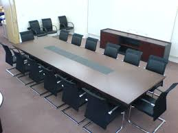 Table Tennis Boardroom Table Mahogany Boardroom Table Bonners Furniture