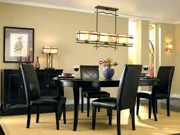 dining room table lighting fixtures lighting over dining room table thefarmersfeast me