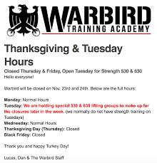 warbird academy home