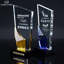 customized souvenirs aliexpress buy customized trophy glass sports events