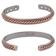 magnetic copper bracelet images Pure magnetic copper bracelet for women men jpg