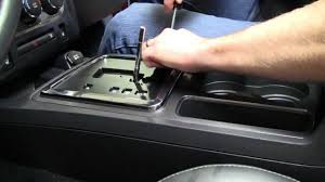 hurst comp stik and paddle shift kit installation in 2010 dodge