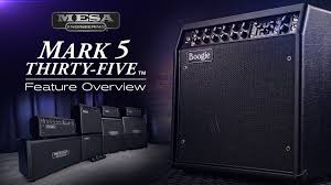 Mesa Boogie Mark V Cabinet Mesa Boogie Mark Five 35 New Features Overview Youtube