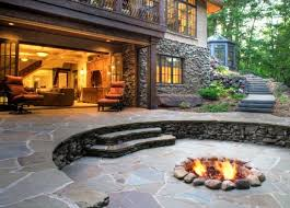 Build A Backyard Fire Pit by Building In Ground Firepit U2014 Jburgh Homes