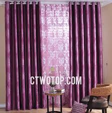 Blackout Purple Curtains Purple Patterned Unique Blackout Cheap Curtains And Drapes