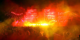 Phoenix Zoo Lights by Elation Lights For Main Stage Phoenix At New York U0027s Electric Zoo