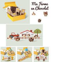 kit de cuisine pour enfant créer votre ferme en chocolat avec le kit diy cuisine pour enfant