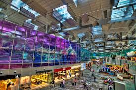 augmented reality to cut passenger waiting times at singapore s singapore changi airport