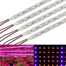 12v dc led grow lights 30w dc 12v 5 blue 25 red flexible soft led grow light bar for indoor