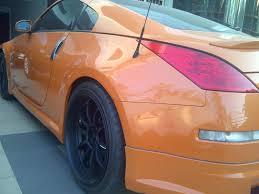orange nissan 350z fs fairlady 350z solar orange manual rare