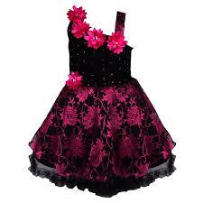 wish karo baby wear frock dress dn fe1102pnk