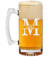 Personalized Mugs For Wedding Best 25 Personalized Beer Glasses Ideas On Pinterest Fun