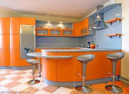 Orange Kitchen Ideas Orange Green Kitchen Color Scheme Ideas Furniture